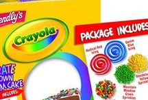 Party Ideas For Kids / Throw an art party or find crafting inspiration for any occasion! / by Crayola