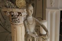 1 Brocante/Marche aux Puces / Inspiration for 1:12 Inch Scale Miniatures / by Polly Morris
