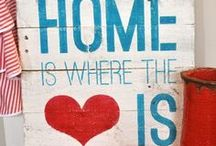 Home is Where.. / Whether you are leaving your current home or moving to your dream home...Republic Moving will get you there. #Moving #Storage #HomeisWhere  / by Republic Moving and Storage