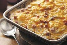 Casseroles / These are go-to recipes when you want a meal that can be served for several days. Big on comfort, too.