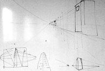 För kursdeltagarna / Illustrationer på whiteboarden, färgrekommendationer, materialval, twitter mm