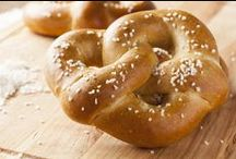 Pretzels, Pretzels, Pretzels / Recipes that include some form of pretzel, whether traditional pretzels or a newer creation like pretzel bread.