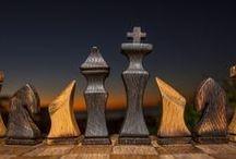 Unique Chess Sets