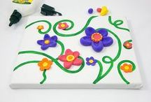 Everyday Kid Crafts / Get creative every day with these fun craft ideas for the whole family!