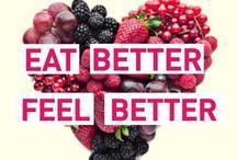 Gezond eten / Wat is gezond eten? Vind hier allerlei recepten en ideeen