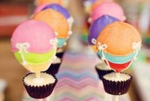 Cake pops, yum! / I have a cake pop maker and I need to get some good decorating ideas!! / by Jaylin Schu