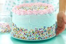 Cakes, cupcakes, cookies / Amazing cakes, cupcakes, and cookies