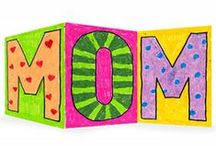 Mother's Day Crafts / A board to honor and celebrate all the amazing things about Mom. Find tons of crafts and gifts to show Mom just how special she is. / by Crayola