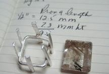 Metal Smithing: Jewelry / Gold, silver and copper smithing tutorials and inspiration. / by Natalie B
