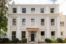 No. 38 The Park / A 13 bedroom boutique Bed & Breakfast from The Lucky Onion available for exclusive hire in the heart of Cheltenham. Boutique Escape Hotel B&B Cotswolds Cheltenham Racing Design Art Comfort Romantic Weekend Culture Cool