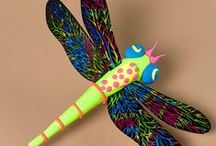 Crayola Model Magic / Crayola Model Magic adds a new dimension to creating art and let's your kids make colorful, keepable art.