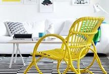 Decoración Amarillo / Yellow deco / decoración en amarillo, Yellow deco
