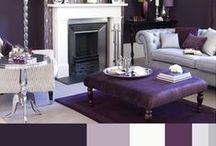 Decoración morado / Purple deco / Decoración morado, Purple deco