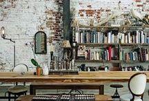 Estilo Loft / industrial / decoración Loft / industrial