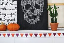 HALLOWEEN decoration / decoration halloween, decoración