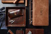Leder, leather