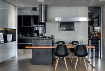 Colour of the week: Grey / All our favourite grey kitchens and appliances!