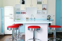 Retro Kitchen - Fab Fifties / Kitchen inspiration from 1950!