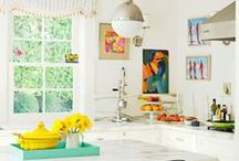 Colour of the week: Cream / Versatile, classy and subtle, cream has long been a staple of kitchen design!