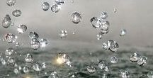 The air with a layer of water ... / воздух с прослойкой воды...