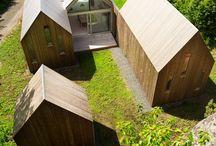 Mielenkiintoista arkkitehtuuria