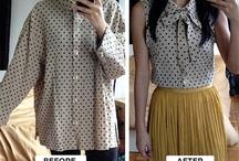 DIY - clothes