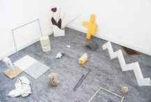 SCULPTURE + INSTALLATION / by Jess Sara Wright