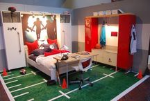 Home- Kids Rooms / Room Ideas for the kids / by Tina Marie