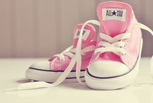 Baby shoes. / Cute!