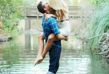 ♥Engagement pic ideas♥ / by Jennifer Mabe