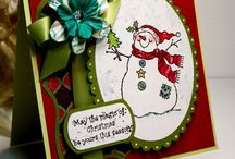Christmas cards / by Leann Ivesdal