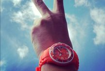 ice watch. / Love ice watches