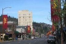 Ashland Oregon At A Glance