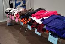 Coats for Kids / People from all corners of the community come together for this amazing annual Coats for Kids fundraiser.  All coats gathered go directly to children in need of keeping warm during the winter months.  The results of volunteer efforts is beyond wonderful!