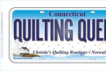 Row by Row 2015 Quilt Shop Hop!