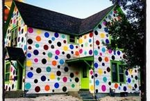 Weird houses / What the heck