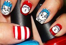 Nails / Funny nails
