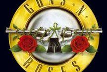 Guns 'N Roses - Mondo Rock / La storia dei Guns 'N Roses  Guns 'N Roses history