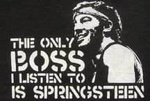 Bruce Springsteen - Mondo Rock / Bruce Springsteen, the history