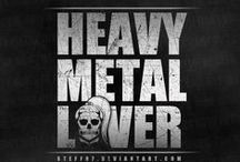 Metal - Mondo Rock / Hard Rock and Metal / by Giuseppe Pompili