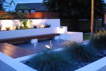 Patio/back yard ideas / Ideas for the terrace/backyard Garden seating