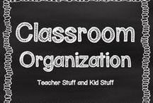 Classroom Organization / Inspiring Classroom Layouts and Organization Ideas