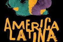 Minha Linda América Latina!