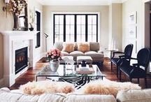 The Transitional Living Room
