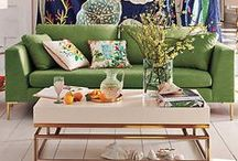 The Eclectic Living Room