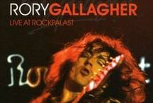 Rory Gallagher / Great, wonderful, guitarist.