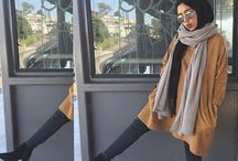 Hijab Fashion and more / For or the hijabies