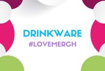 Drinkware / hello@giftfinder.uk.com Branded Promotional Drinkware - Printed with Your Logo giftfinder.uk.com #promotional #merchandise #advertising #promotionalproducts #lovemerch