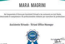 Mara Visual Content / Chi é l'assistente virtuale?   Qui trovate info sul mondo dell'assistenza Virtuale in chiave visual attraverso meme, gif e video.