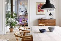 HOME: DINNING SPACE